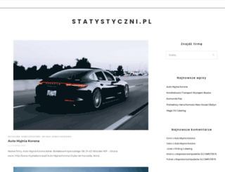 statystyczni.pl screenshot