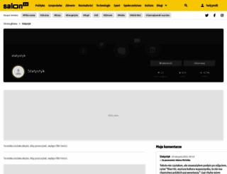 statystyk.salon24.pl screenshot