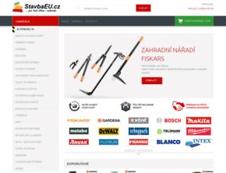 stavbaeu.cz screenshot