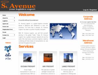 stavenue.com screenshot