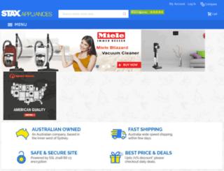 staxonline.com.au screenshot