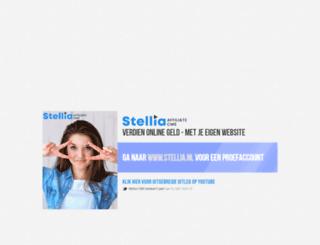 stay-active.nl screenshot