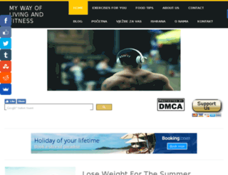 stayfithealthyfitness.com screenshot