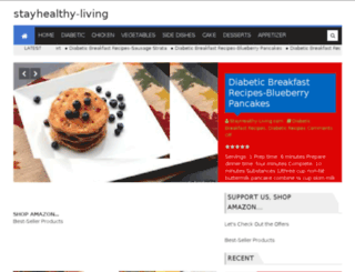 stayhealthy-living.com screenshot