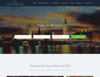 stayinbritain.co.uk screenshot
