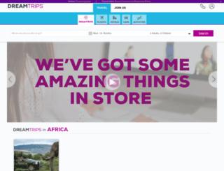 stayinghomemom.dreamtrips.com screenshot