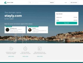 stayly.com screenshot