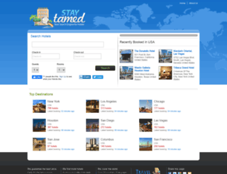 staytamed.com screenshot