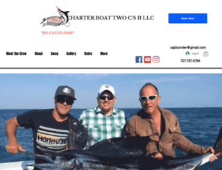 staytunedfishing.com screenshot