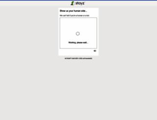stayz.com.au screenshot