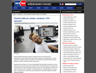 stazepromlade.cz screenshot