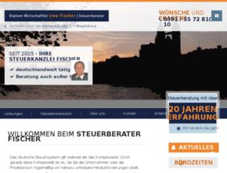 stb-fischer-uwe.de screenshot