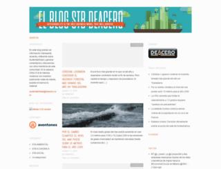 stbdeacero.com screenshot
