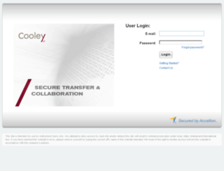 stc1.cooley.com screenshot