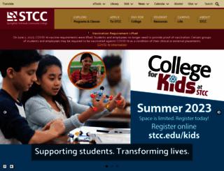 stcc.edu screenshot