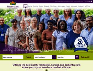 stcloudcare.co.uk screenshot
