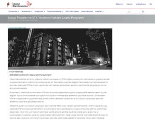 stcmma.bilgi.edu.tr screenshot