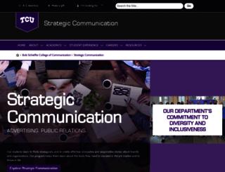 stco.tcu.edu screenshot