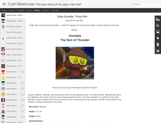 stcraft.blogspot.com screenshot