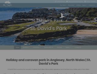 stdavidspark.com screenshot