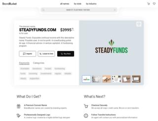 steadyfunds.com screenshot