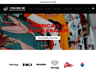 stealdeal.com screenshot