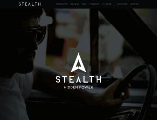 stealthformen.com screenshot
