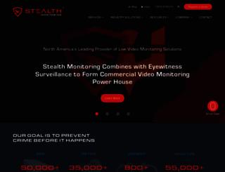 stealthmonitoring.net screenshot