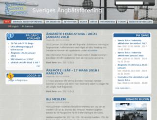 steamboatassociation.se screenshot
