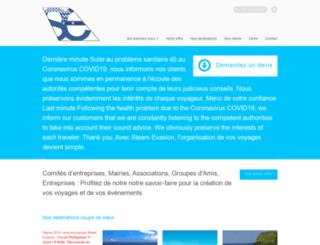 steamevasion.com screenshot
