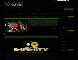 steamgamers.com screenshot