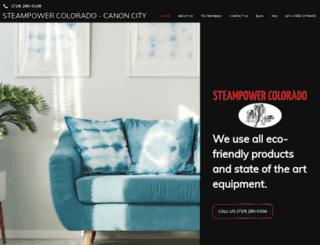 steampower-colorado.com screenshot