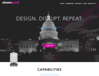 steampunk.com screenshot