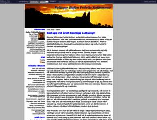 stebbifr.blog.is screenshot
