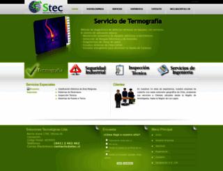 stec.cl screenshot