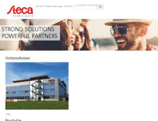 stecasolar.de screenshot