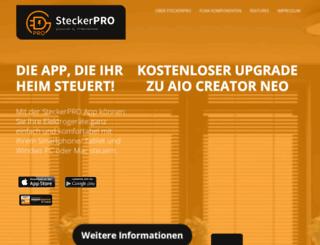 steckerpro.com screenshot