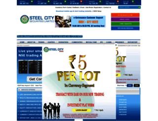 steelcity.cmlinks.com screenshot