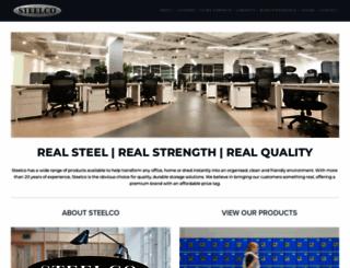 steelco.com.au screenshot