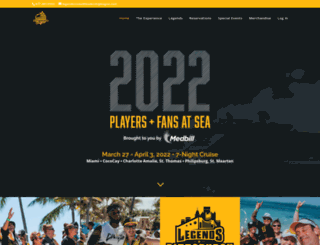 steelerscruise.com screenshot