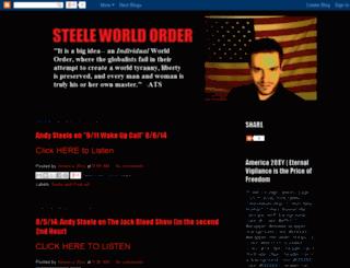 steeleworldorder.com screenshot