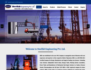 steelfabeng.com screenshot