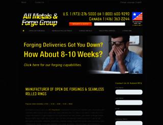 steelforge.com screenshot