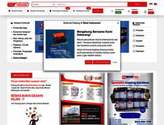 steelindonesia.com screenshot