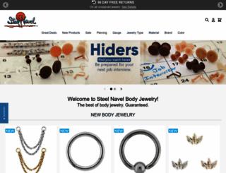 steelnavel.com screenshot