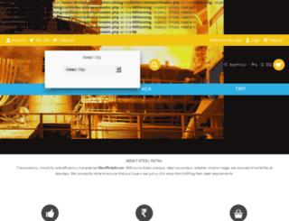 steelretail.com screenshot