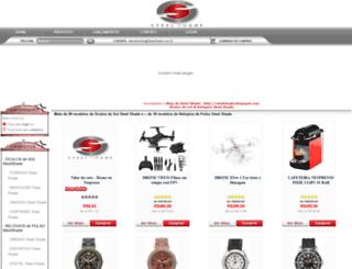 steelshade.com.br screenshot