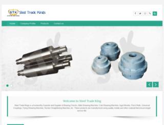 steeltradekings.com screenshot