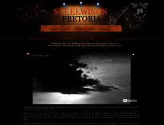 steelwingspta.co.za screenshot