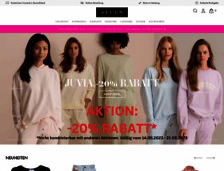steen-fashion.de screenshot